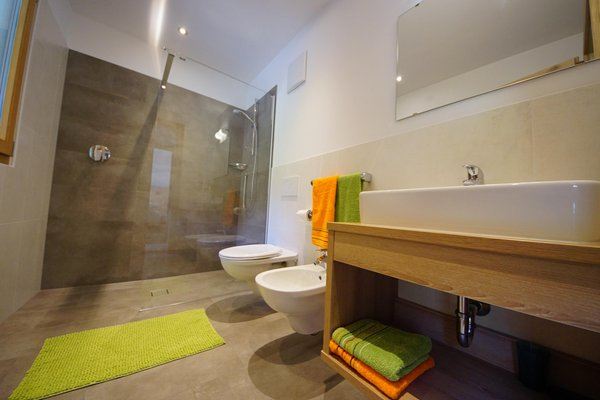Photo of the bathroom Apartments Cresta