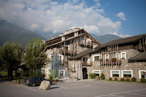 Foto estiva di presentazione La Brace - Hotel 3 stelle