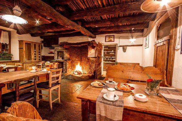 Le parti comuni Hotel La Brace