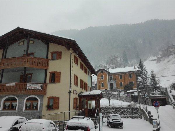Foto invernale di presentazione Valle del Bitto - Albergo 3 stelle