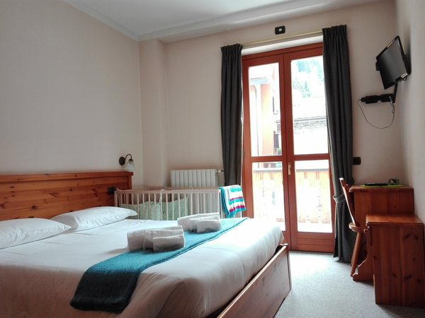 Foto vom Zimmer Hotel Valle del Bitto