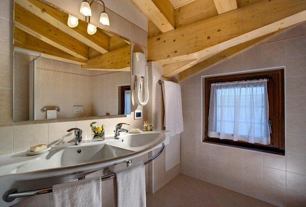 Foto del bagno Hotel Sassella