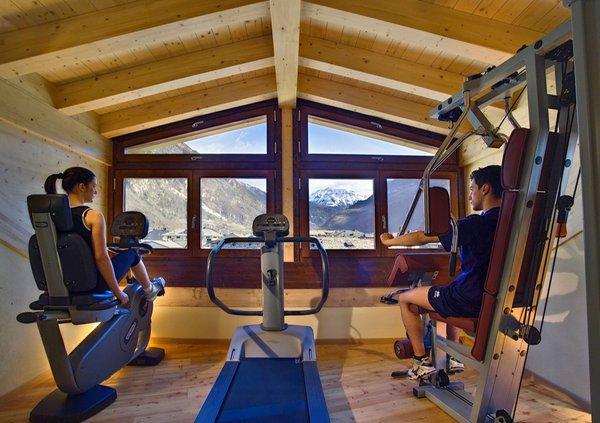 Foto del wellness Hotel Sassella