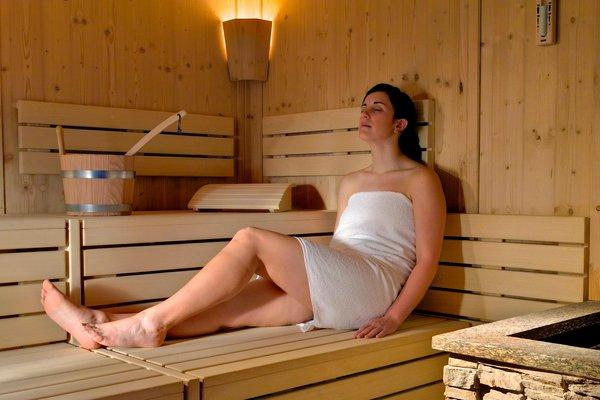 Foto della sauna Grosio