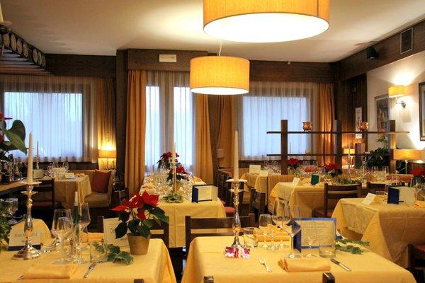 Il ristorante Grosio (Tirano - Media Valle) Sassella