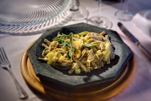 Ricette e proposte gourmet Sassella