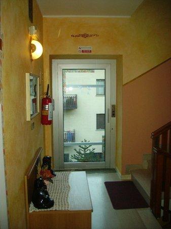 Le parti comuni Albergo Motel Dosdè
