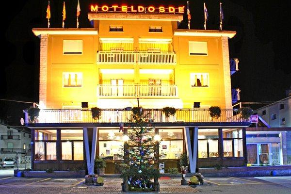 Foto invernale di presentazione Motel Dosdè - Albergo 2 stelle