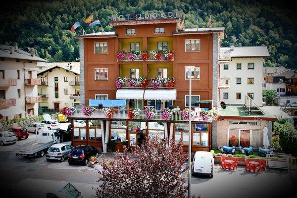 Photo exteriors in summer Motel Dosdè