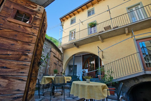 Photo of the garden Grosotto (Tirano - Media Valle)