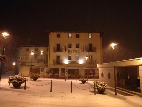 Winter presentation photo B&B (Garni) + Apartments Le Corti