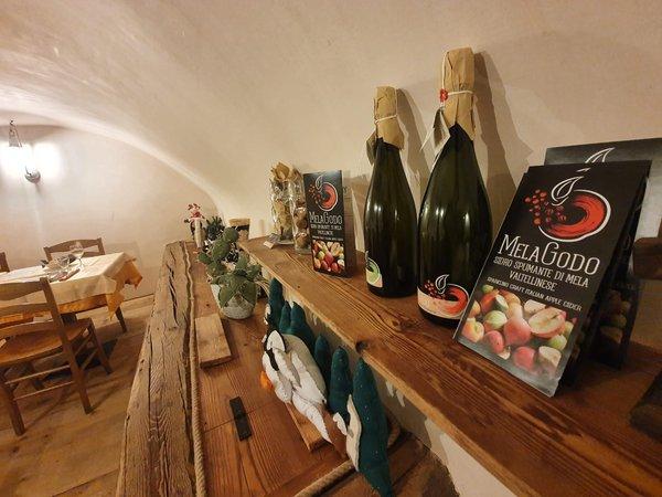 Il ristorante Grosotto (Tirano - Media Valle) Hotel Garni Le Corti