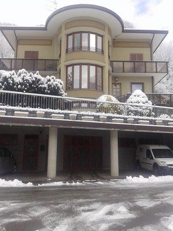 Foto invernale di presentazione Mirage - Hotel 3 stelle