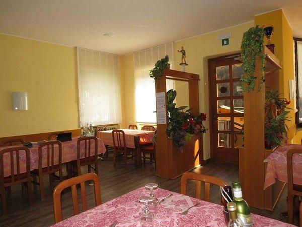 Il ristorante Lanzada (Sondrio - Valmalenco) Mirage