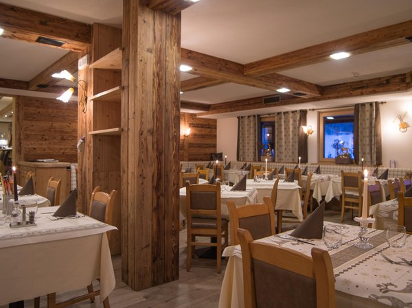 The restaurant Livigno Amerikan