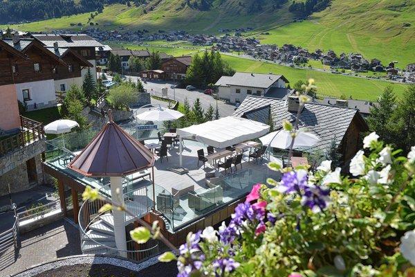 Foto esterno in estate Baita Montana