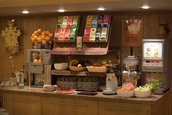 The breakfast Hotel Baita Montana