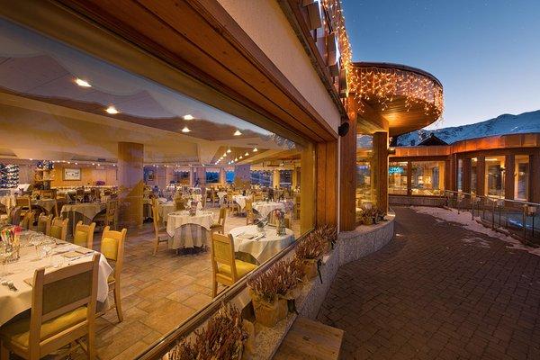 Il ristorante Livigno Baita Montana