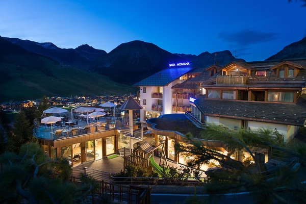 Foto estiva di presentazione Hotel Baita Montana