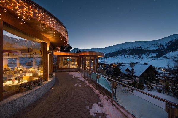 Foto invernale di presentazione Hotel Baita Montana