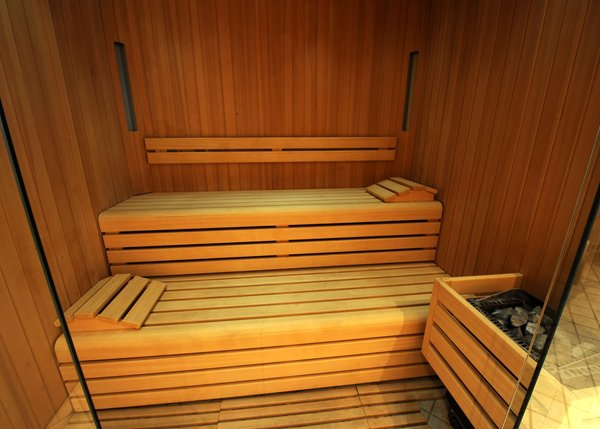 Photo of the sauna Livigno