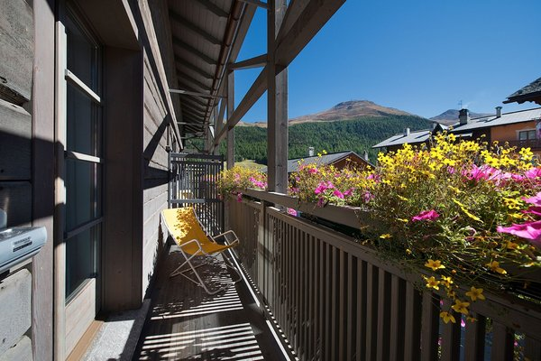 Foto del balcone Marzia