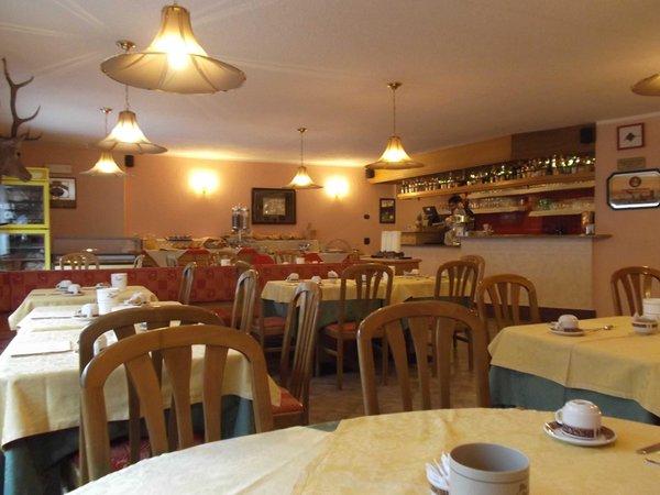 Il ristorante Livigno Adele