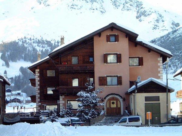 Foto invernale di presentazione Hotel Adele