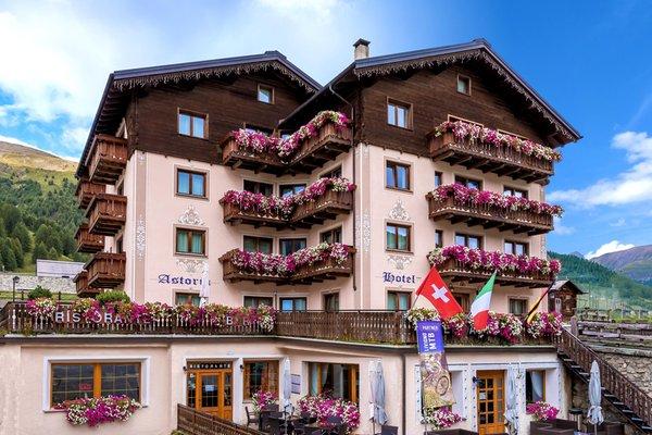 Foto estiva di presentazione Astoria - Hotel 3 stelle