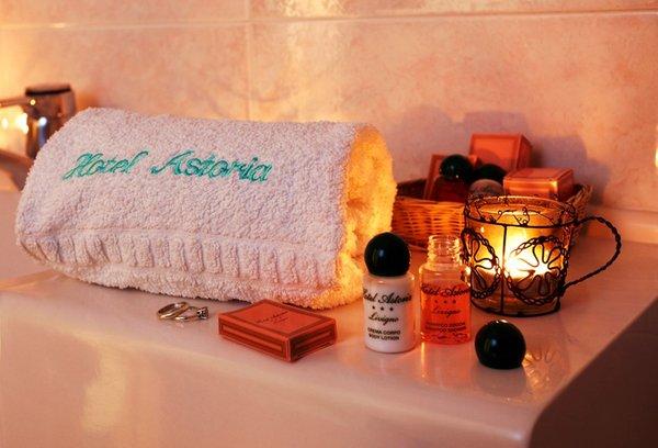 Foto del bagno Hotel Astoria