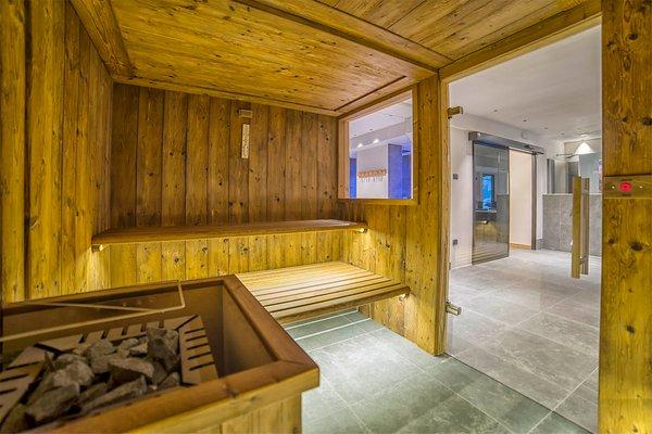 Foto della sauna Livigno