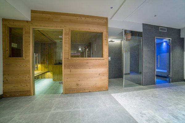 Photo of the wellness area Hotel Astoria
