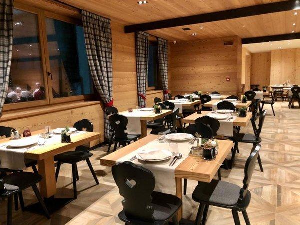 Il ristorante Livigno Astoria