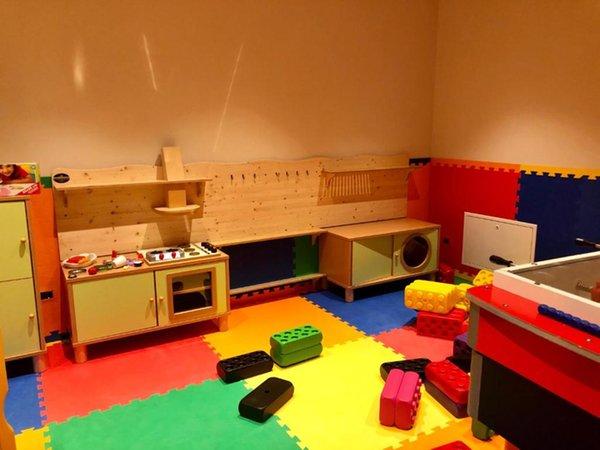 The children's play room Hotel Astoria