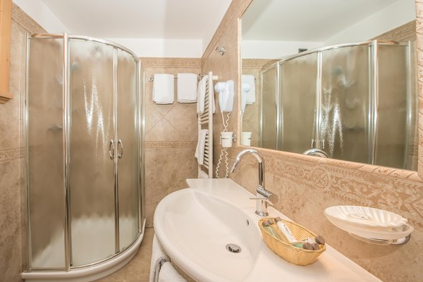 Photo of the bathroom Hotel Capriolo