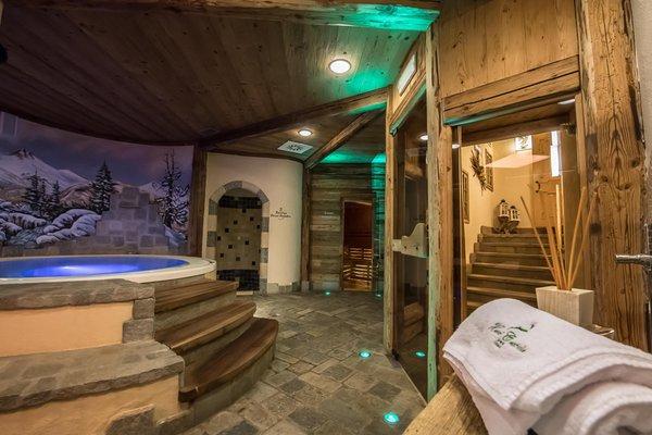 Photo of the sauna Livigno