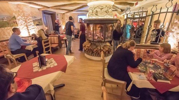 The restaurant Livigno Capriolo