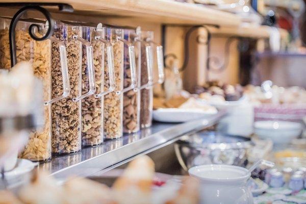 The breakfast Hotel Capriolo