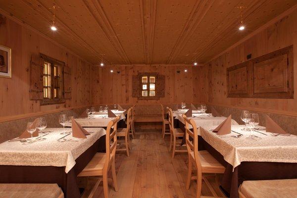Il ristorante Livigno Capriolo
