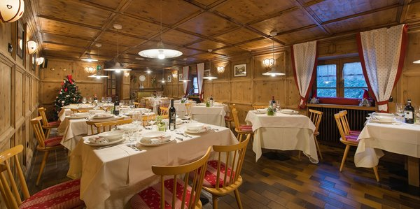 The restaurant Livigno Margherita
