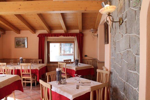 Il ristorante Livigno Miramonti