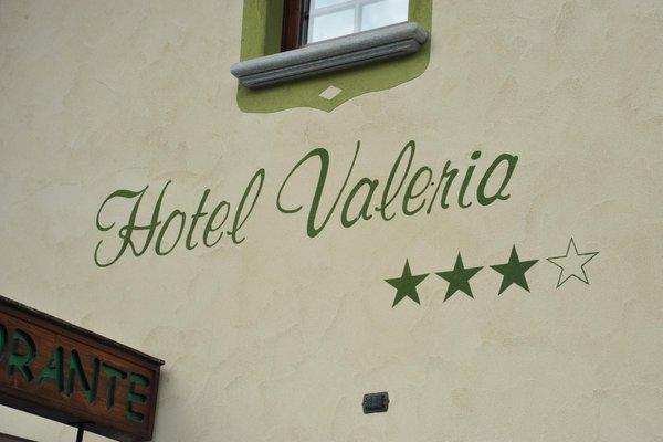 Logo Hotel Valeria
