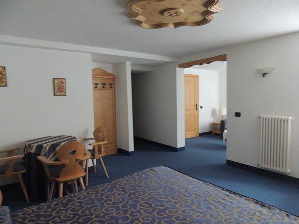 La zona giorno Andossi - Hotel 4 stelle