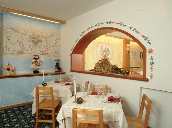 Il ristorante Madesimo (Valchiavenna) Andossi