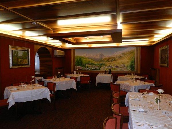 Il ristorante Madesimo (Valchiavenna) Emet