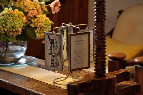 Foto della reception