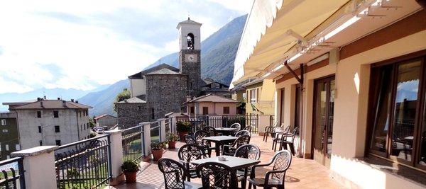 Foto del balcone Baraglia