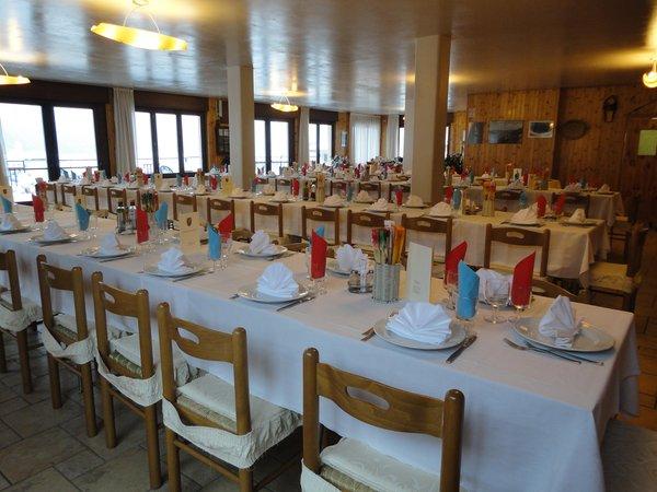 Il ristorante Mello (Morbegno - Bassa Valle) Baraglia
