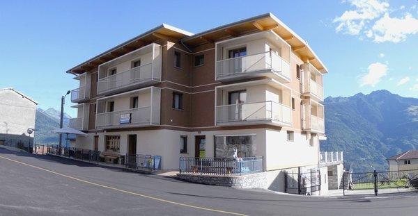 Foto estiva di presentazione Baraglia - Hotel 2 stelle