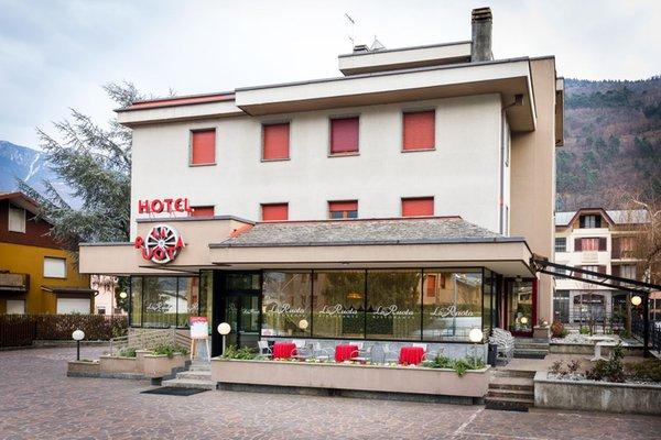 Foto estiva di presentazione La Ruota - Hotel 3 stelle